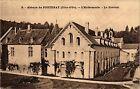 CPA Abbaye de Fontenay (Cote-d'Or) - L'Enfermerie - Le Dortoir (354138)