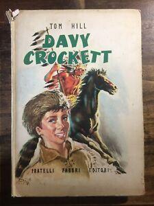 Davy Crockett - Tom Hill - Fabbri, 1957
