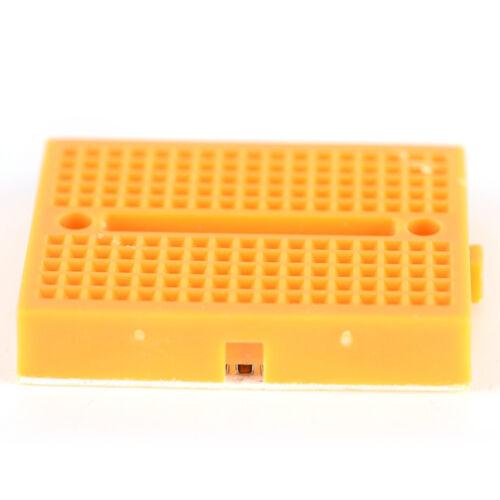 SYB-170 Mini Breadboard mini Breadboard Portable Experimental Platform EO