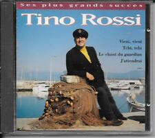 CD COMPIL 16 TITRES--TINO ROSSI--SES PLUS GRANDS SUCCES