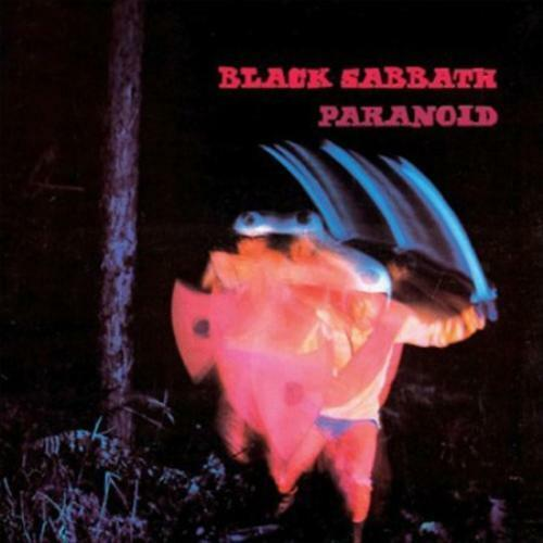 BLACK SABBATH-PARANOID NEW VINYL RECORD