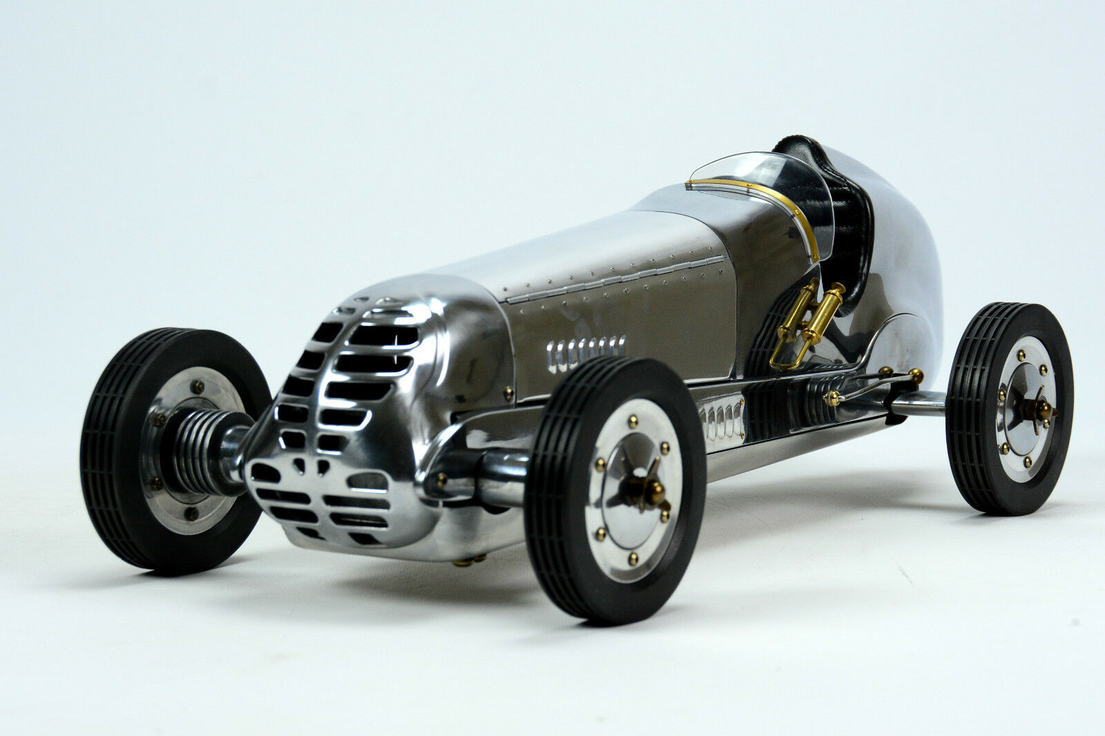 BB Korn Indianapolis Racing Spindizzy 1930 S Tether Car Model PC013