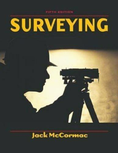 Surveying by Jack C. McCormac (2003, Paperback, Revised)