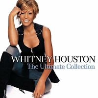 WHITNEY HOUSTON THE ULTIMATE COLLECTION CD  NEW