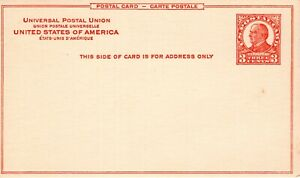 1926-POSTAL-CARD-OF-3-CENT-PRESIDENT-MCKINLEY-MINT-NEVER-USED