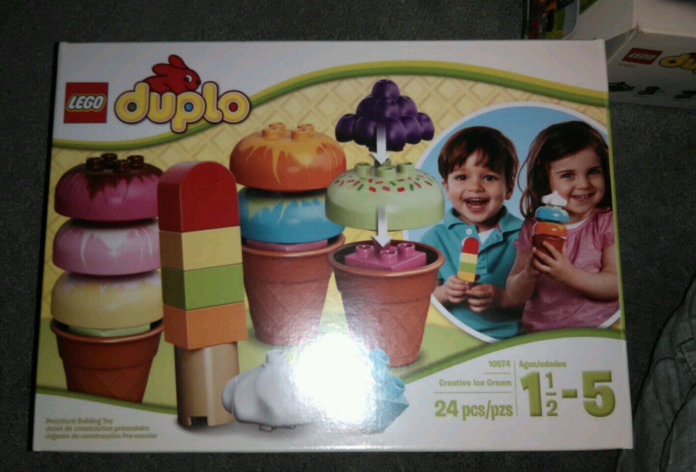 Lego Duplo ice ice ice cream set 45330d