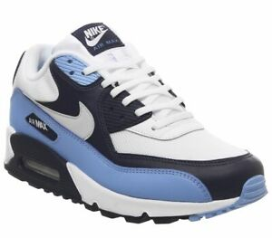 lo hizo cajón Depresión  Nike Air Max 90 Essential Mens Shoes Ocean Gradient Blue White Limited  Edition | eBay