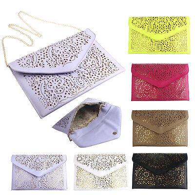 2015 Fashion Women Handbag Envelope Clutch Shoulder Bags Messenger Bag Purse Hot