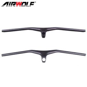 Carbon-Fiber-Handlebar-Mtb-Integrated-Mountain-Bike-Bar-28-6mm-Stem-Handlebars