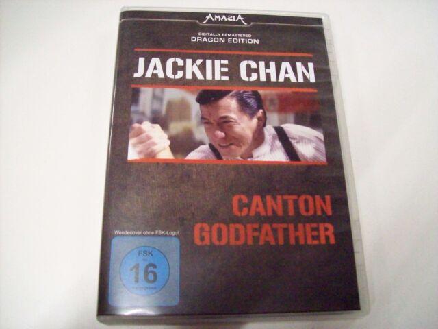 Jackie Chan - Canton Godfather (2014) DVD (Z) 808