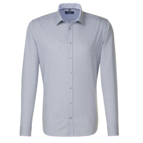 Casamoda camisa azul claro uninah 72er brazo Comfort fit normal button-down-cuello