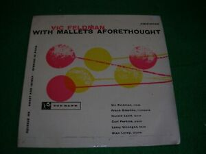 Details about rare vic feldman with mallets aforethought 7