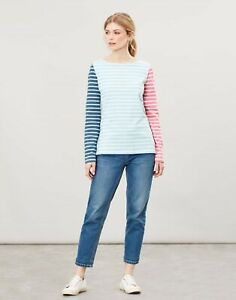 JOULES-HARBOUR-TOP-BLUE-CREAM-PINK-STRIPE