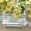 environ 4.57 m 5 Yd Papillon Fleurs Broderie Dentelle Robe de mariée vêtements accesories