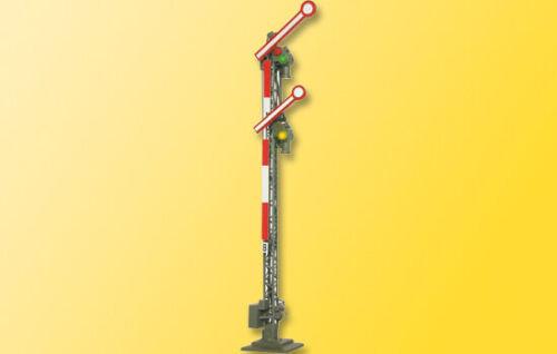 Viessmann HO Art.-Nr.4501 Form Hauptsignal mit zwei gekoppelten Fügeln