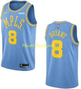 KOBE BRYANT LA Lakers #8 Nike MPLS Wish