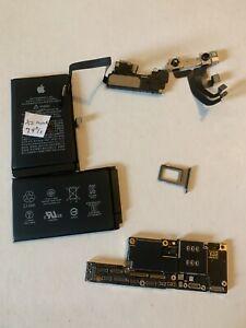 Apple iphone xs max 64gb Black Verizon Logic board ic locked parts A1921 READ