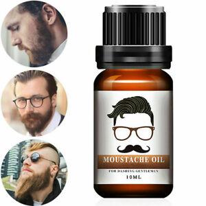 Beard Moustache Oil Rapid Hair Growth Nourishing Prevent ...