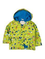 Hatley Kids Raincoat Lime Green Killer Bugs Print - 2 Years