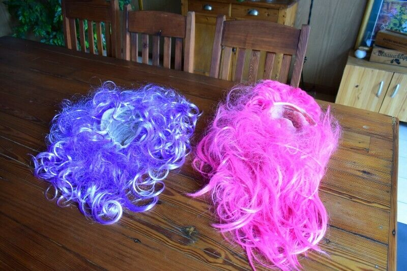 Party Wigs –R100