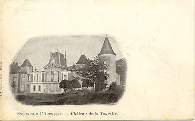 Iniciativa Eveux Sur L'arbresle Château De La Tourette