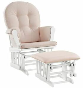 Image Is Loading Baby Rocker Glider Nursery Rocking Chair And Nursing