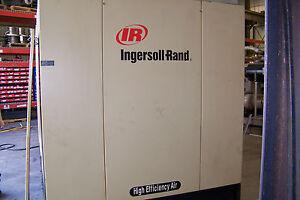 Ingersoll-Rand-IRN150H-150-hp-VSD-Rotary-Screw-Air-compressor-Reman-warranty