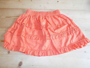 Discreet Sugar Pink 100%cotton Tiered Frilled Elastic Waist Skirt 18-24m Orange Bnw0t To Reduce Body Weight And Prolong Life Baby & Toddler Clothing Clothing, Shoes & Accessories