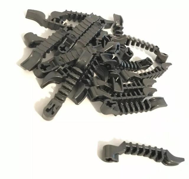 LEGO Hero Factory Zamor Sphere Launcher Bottom w Axle Hole 98564 PL DK GRAY