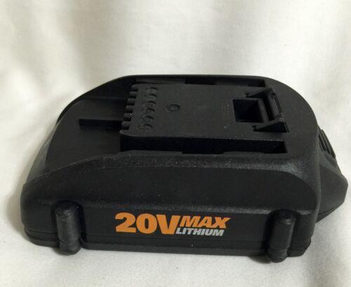 WORX 20V Max Lithium Ion WA3520