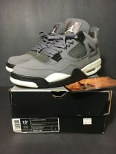 ea19a53a7dcbee item 1 2004 NIKE AIR JORDAN 4 IV COOL GREY SIZE 10.5 CEMENT FEAR BRED OG  CAVS DB LS 10 -2004 NIKE AIR JORDAN 4 IV COOL GREY SIZE 10.5 CEMENT FEAR  BRED OG ...