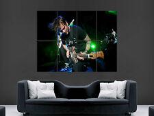 TOM DELONGE BLINK 182 MUSIC BAND GUITARIST  HUGE LARGE WALL ART POSTER PICTURE