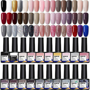 8ml-LEMOOC-Nail-Art-Smalto-Gel-UV-Nail-UV-Gel-Polish-Semipermanente-Soak-off