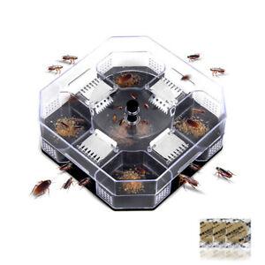 Piege-a-insectes-Catcher-Anti-cafard-Anti-puces-de-lit-Outil-de-controleIHS