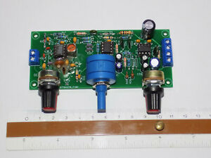7 MHz SSB CW Direct conversion receiver module - Ricevitore SSB per 7 MHz