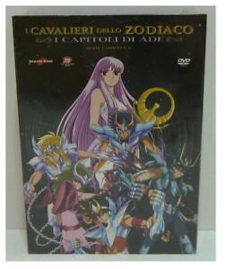SAINT SEIYA I CAVALIERI DELLO ZODIACO - I CAPITOLI DI ADE (6 DVD) SERIE COMPLETA