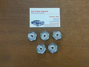 Cosworth YB Aerotight Zinc Exhaust Manifold Nuts Escort RS Sierra