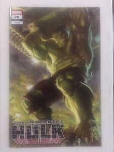 Immortal Hulk 20 Alex Ross Exclusive