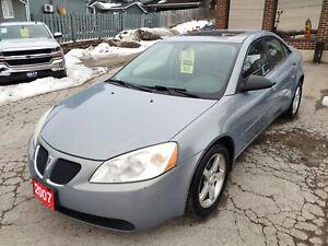 2007 Pontiac G6 SE - Certified with Warranty