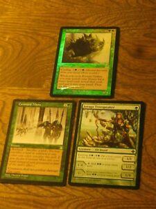 Mono-Green-Commander-EDH-Lot-LP-MP-Ramp-Buyback-Cycling-Magic-the-Gathering