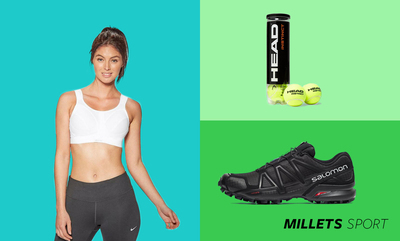 Up to 50% Off Sports