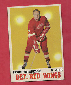 1970-71-TOPPS-27-RED-WINGS-BRUCE-MACGREGOR-VG-CARD
