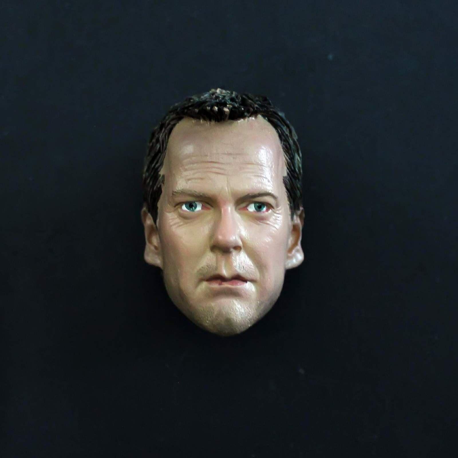 TC76-48 1 6 Scale HOT Male Head Sculpt TOYS