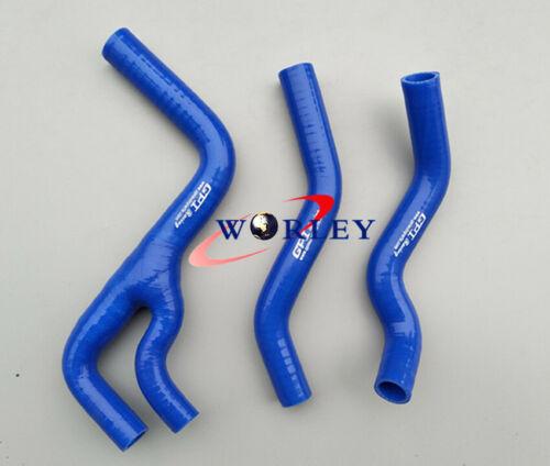 Silicone radiator Y hose for HONDA CR125R CR 125 CR125 1998 1999 98 99