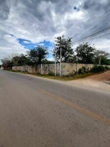 Terreno en venta ubicado en Kanasín