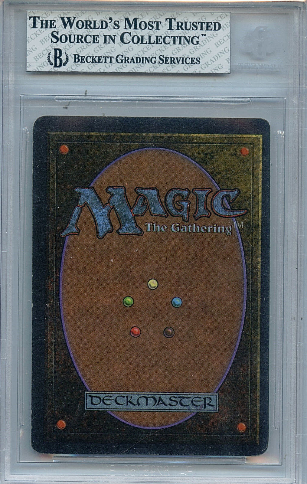 MTG Antiquities Strip Mine Tower BGS 9.0 (9) Mint Magic Magic Magic the Gathering 7531 86f5b5