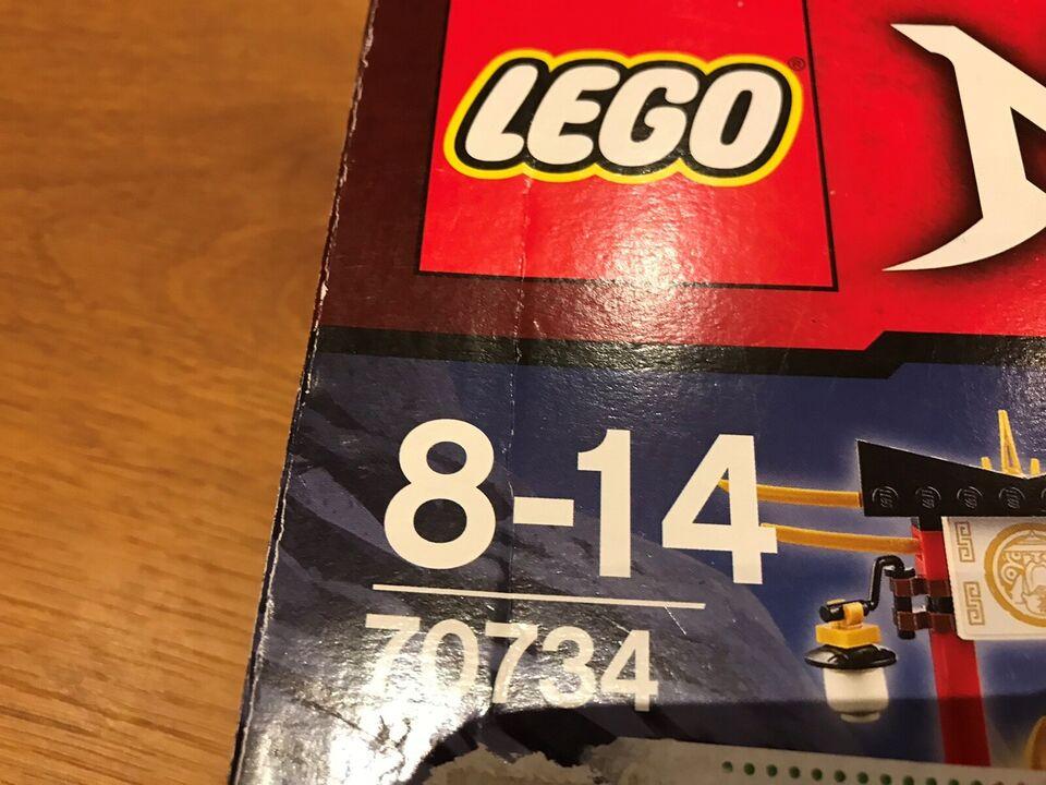 Lego Ninjago, 70734