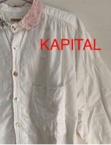 Kapital Kountry Patchwork Shirts