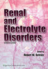 Renal and Electrolyte Disorders by Lippincott Williams and Wilkins (Paperback, 2010)