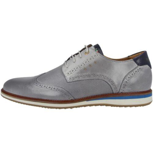 Pantofola d Oro Rubicon Uomo Low Cut Schuhe Herren Sneaker gray 10191011.3JW